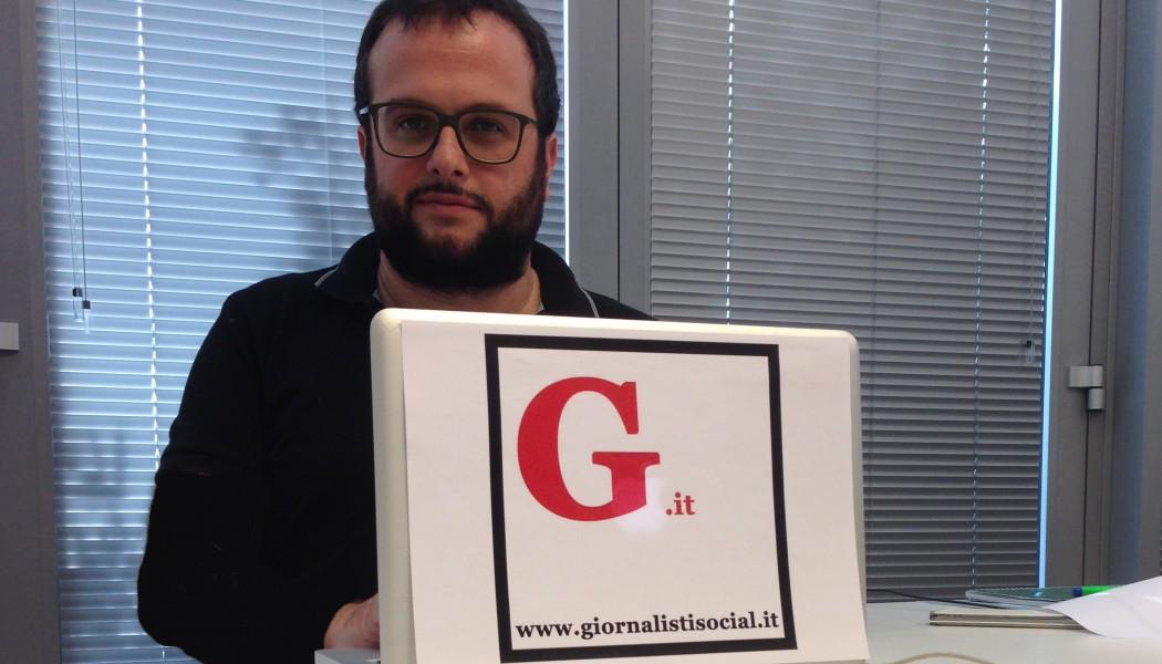 ShareMag intervista Andrea Tortelli su GiornalistiSocial