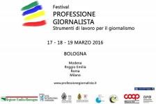Appuntamento a Bologna dal 17 al 19 marzo con GiornalistiSocial e Professione Giornalista