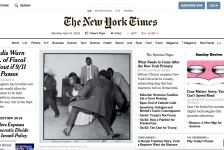 Il New York Times punta sull'espansione digitale all'estero: sul piatto 50 milioni di dollari
