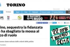 (DA BUTTARE) Torino, sequestra la fidanzata che ha sbagliato la mossa al gioco di ruolo