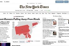 Anche il New York Times licenzia: chiusa la sede di Parigi (70 posti di lavoro)