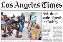 Los Angeles Times, no all'offerta da 864 milioni di Usa Today