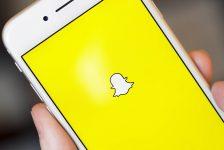 Snapchat tra le prime piattaforme mondiali di diffusione video