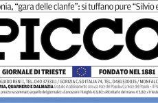 Ordine e Assostampa: solidarietà ai giornalisti del Piccolo di Trieste