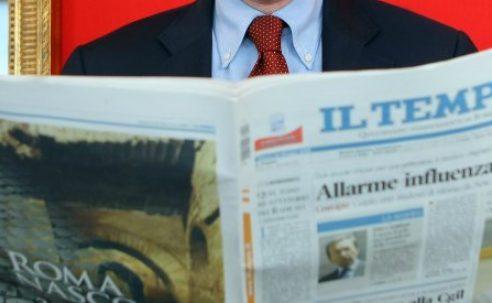 l Tempo, Fnsi e Associazioni regionali di stampa: «Così la Tosinvest ha fatto saltare l'accordo»