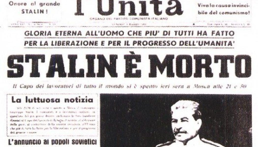 Il CdR dell'Unità: situazione molto grave, il giornale così non ha futuro