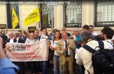 Turchia, nuovi arresti al quotidiano Zaman. E i giornalisti italiani si mobilitano per la libertà di stampa