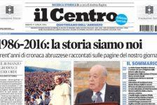 Fusione Itedi-Gruppo Espresso, in Abruzzo preoccupazione per il futuro del Centro