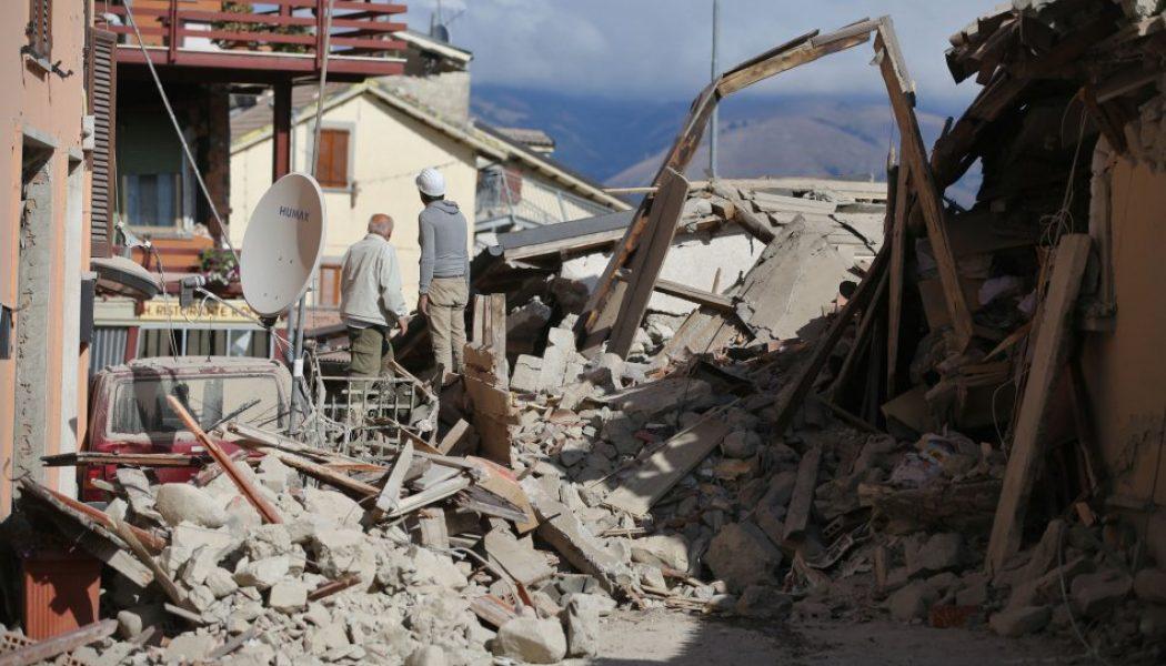 Terremoto, dirette Facebook affidate a una collaboratrice: sciopero Finegil in Veneto