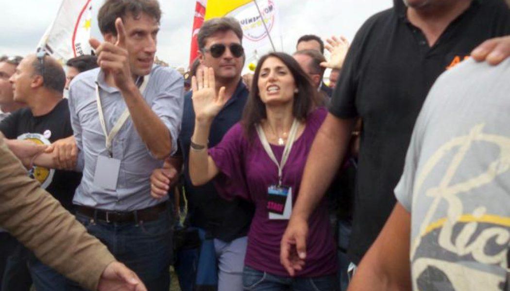 Aggressione grillina ai giornalisti, l'Ordine passa alle vie legali