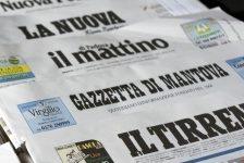 Il gruppo Espresso vende altri quotidiani locali. Scioperi in arrivo