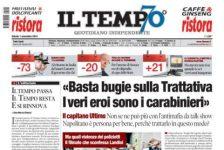 Editoria, il quotidiano Il Tempo passa alla famiglia Angelucci