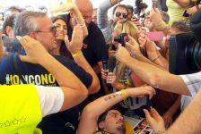 Giornalisti aggrediti a Palermo, Fnsi e Usigrai: «I vertici del Movimento 5 stelle isolino i violenti»