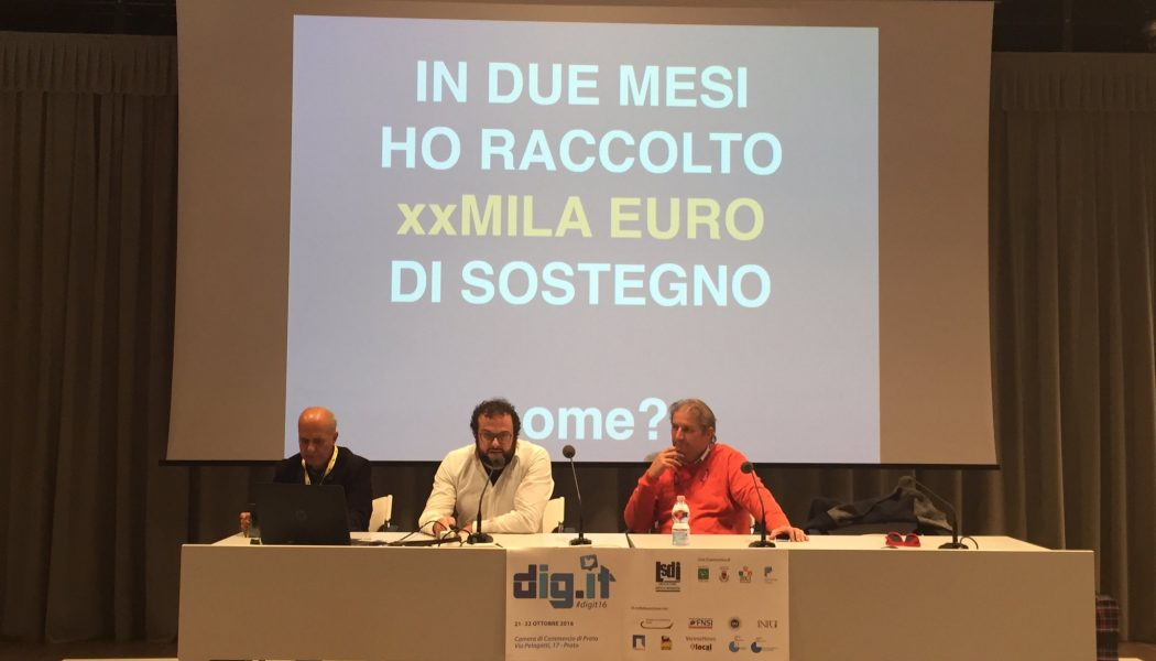 GiornalistiSocial.it partner di Dig.it festival (ebook gratis in allegato)