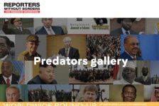 Libertà di stampa, Rsf: sono 348 i giornalisti in carcere nel mondo