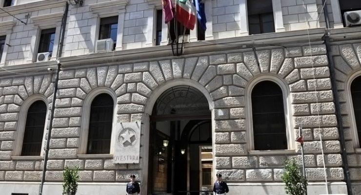 Inagibile la sala stampa della Questura di Roma, Fnsi: «Non sia un pretesto per introdurre un bavaglio all'informazione»