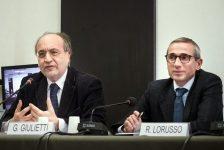Vivendi-Mediaset, Lorusso e Giulietti: «Giusto tutelare il gruppo italiano, ma è urgente rivedere le norme del settore»