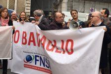 Una legge per fermare le querele temerarie: domani seminario formativo in Fnsi con giuristi, giornalisti e politici