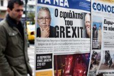 Grecia, i due giornali più antichi del Paese a rischio chiusura per motivi economici