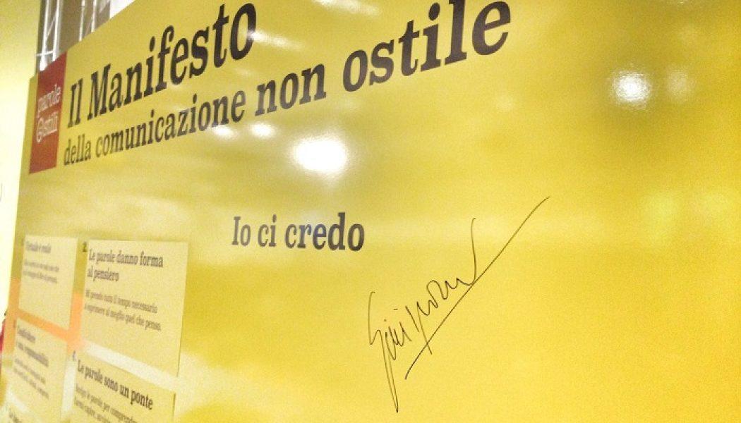 Parole O_stili, Fnsi e Assostampa Friuli Venezia Giulia contro i linguaggi di odio