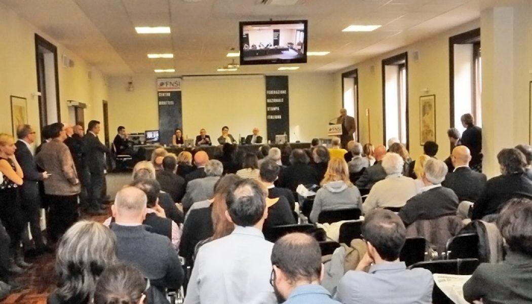 La professione giornalistica in Italia, il 7 febbraio arriva il nuovo rapporto Lsdi