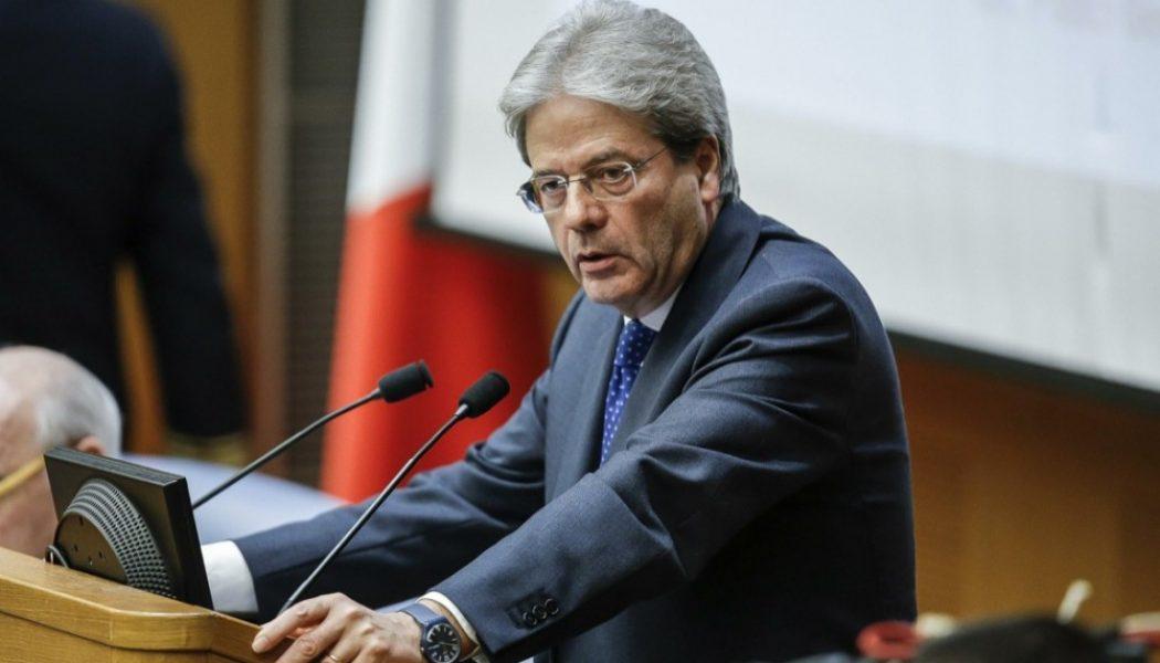 Riforma dell'ordine, sì preliminare del governo Gentiloni