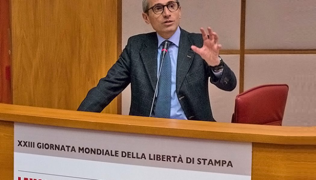 Giornata mondiale della libertà di stampa: manifestazioni a Reggio Calabria, Milano e Torino