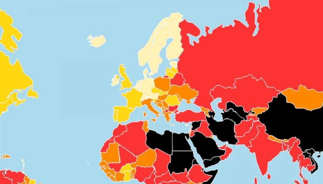 Libertà di stampa nel mondo, l'Italia risale al 52° posto nella classifica di Reporter senza frontiere