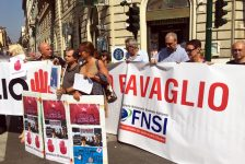 Libertà di stampa, il 2 maggio la Fnsi torna in piazza per dire #NoBavaglioTurco