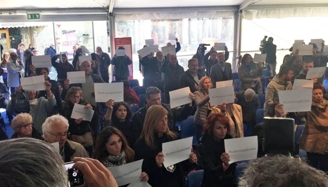 #IoStoConGabriele, l'appello dei giornalisti apre il festival Link