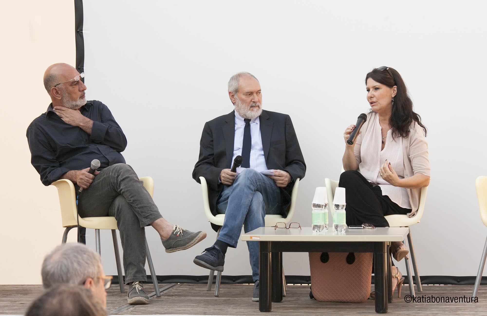 18.06.2017 Ultimo giorno del Festival del giornalismo-Ronchi dei legionari, foto da ufficio stampa