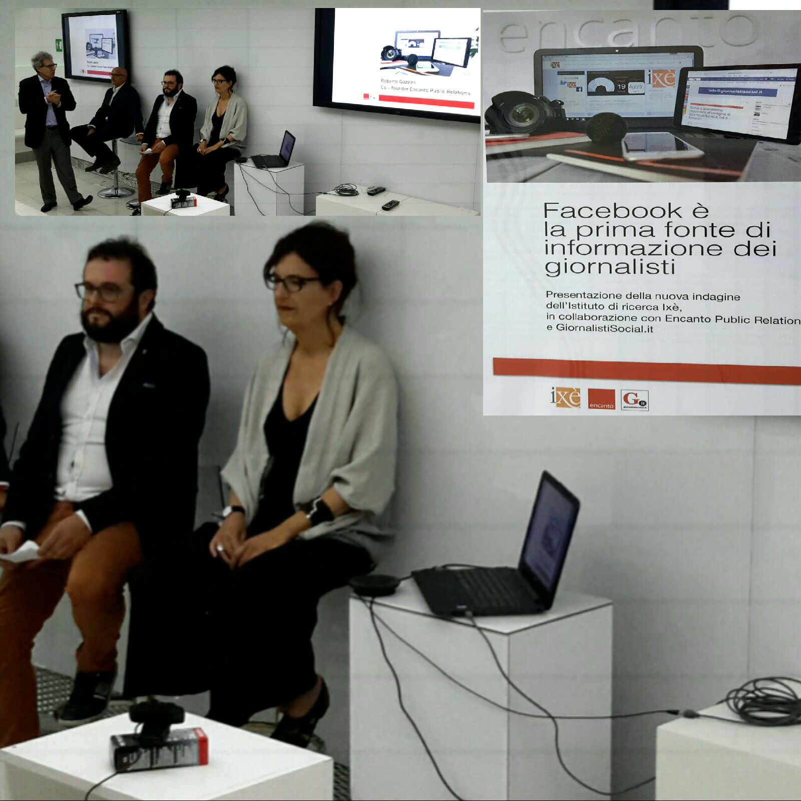 Audit italian press, la conferenza stampa di presentazione a Milano