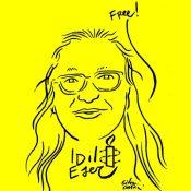 Idil Eser, direttrice di Amnesty International Turchia